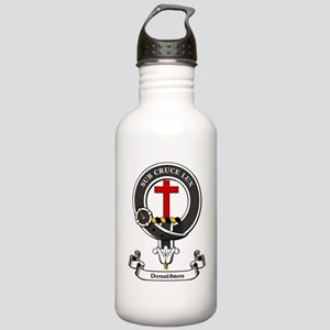 Badge-Donaldson [Aberd Stainless Water Bottle 1.0L